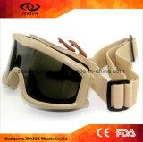 De militaire het Ontspruiten Beschermende brillen van de Veiligheid van de Visie van de Nacht