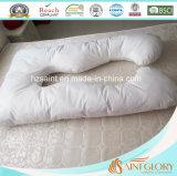 Cuscino a forma di U di maternità incinto di bianco caldo di vendita