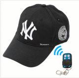 gravador de vídeo sem fio de Digitas da deteção do movimento do chapéu da câmera de 8GB1080p HD DVR Versteckter Spion