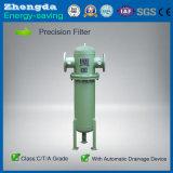 Filtro precisa eficiente del aire comprimido para Industrial / Químico