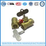 Válvula de esfera de bronze para encanamento de água