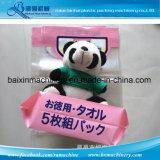 Bolso del perro bolsa de residuos Cabecera BOPP bolsa de plástico que hace la máquina auto-adhesivo de la perla de Cine