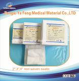 OEMの医学の非生殖不能の非編まれた綿棒(使用できる異なったサイズ)