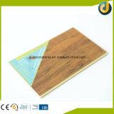 Plancher UV-Résistant de PVC de film publicitaire matériel vert