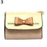 Saco da cor dos doces da bolsa do corpo da cruz da bolsa do saco da câmera das mulheres mini (BDMC019)