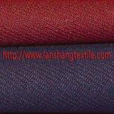 Ткань мешка ткани куртки ткани химически волокна ткани полиэфира покрашенная тканью сплетенная для тканья дома пальто платья женщины