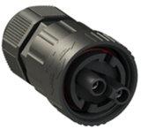 IP68 Waterdichte Vrouwelijke Schakelaar 2pin van de Kabel TUV/UL voor LEIDEN Licht
