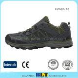 Легковес и прочный отлитый в форму PU Midsole Hiking ботинки