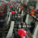 as prateleiras galvanizadas 1.5-2.0mm do racking do metal laminam a formação de máquinas