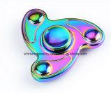 Multi Kleurrijk van uitstekende kwaliteit van het Stuk speelgoed van Juwelen friemelt de Spinner van de Hand van de Spinner