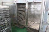 Industrial caliente automático Aire Reciclaje Pescado Mariscos kiwi del plátano máquina de secado
