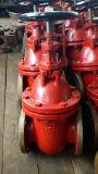 Válvulas de porta contínuas marinhas por atacado da cunha do ferro de molde
