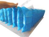 Resorte realzado del colchón de 3 zonas con el muelle en espirales Pocket