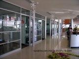 사무실 호텔을%s 알루미늄 유리제 칸막이벽