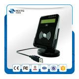 시각적인 유리 PC 연결된 USB 지원 ISO14443 및 LCD (ACR1222L)를 가진 Felica 카드 NFC 독자