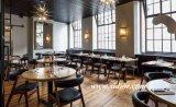 (SD-1027) Legno solido della mobilia moderna del ristorante che pranza presidenza