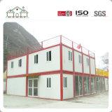 Casas prefabricadas del edificio del envase modular de la oficina