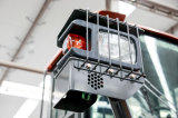 Carregador Diesel da roda da aprovaçã0 do Ce com peças sobresselentes para a venda