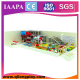 Equipamento plano de papel do campo de jogos das crianças do tema (QL-17-11)