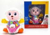 아이 플라스틱 교육 부모 아이 행복한 양 아기 장난감