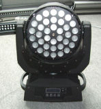 gezoem 36X10W die RGBW de Hoofd Goedkope LEIDENE Verlichting van het Stadium beweegt