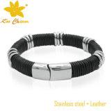 Stlb-013 продают способ оптом наиболее наилучшим образом продавая тонкий кожаный браслет