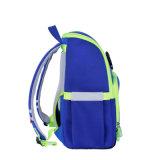 Gosses primaires de sac à dos d'unité centrale de polyester d'élèves de dessin animé en gros pour des élèves