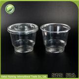 [330مل] باع بالجملة مستهلكة بلاستيكيّة [إيس كرم] فنجان مع علامة تجاريّة