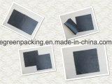 고품질 검정 색깔 돋을새김된 로고를 가진 광학적인 Microfiber 청소 피복