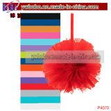 Il partito fornisce le bacchette della fiamma delle decorazioni del partito (P4074)