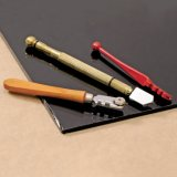 Oil Glass Cutter Metal Body OEM / Hand Tools Decoração DIY
