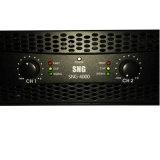 Amplificador audio profissional do poder superior da canaleta da classe H 2