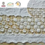 Tela do laço do engranzamento, bordado suíço Accessoriese30010
