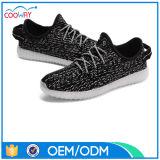 OEM van China van de LEIDENE van de Manier Schoenen de Lichte Sporten van het Comfort voor Volwassene