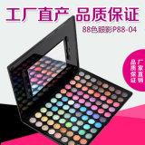 Gama de colores mate y del reflejo del sombreador de ojos del color del cosmético 88 del maquillaje