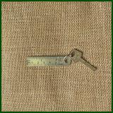 tela de la arpillera de 100%Natural Jure para el bolso