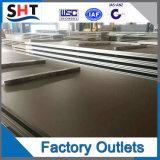 Feuille laminée à chaud laminée à froid d'acier inoxydable d'ASTM