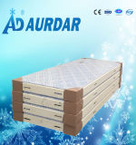 100mm PU kundenspezifische Kühlraum-Panels; Geprägte Aluminiumoberfläche