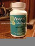 Comprimidos dietéticos azuis ervais da perda de peso do suplemento a Lida