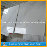 Дешевая плитка пола Китая естественная Polished Guanxi белая мраморный каменная для настила/стены