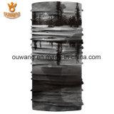 Écharpe ordinaire de vente chaude de polyester de mode de la Chine