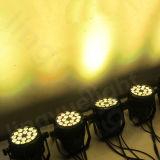 Farben-Änderung IP65 imprägniern 18X10W LED NENNWERT Licht