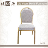 Stapelbarer Hotel-Bankett-Hochzeits-Stuhl (JY-T07)