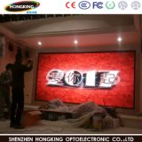 Tres años de la garantía de LED P7.62 de pantalla de visualización a todo color de interior