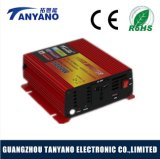 Seul inverseur de véhicule de 12V 110V/220V avec l'inverseur de pouvoir modifié par 1000watt d'onde sinusoïdale d'USB