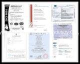 Tipo certificado PSE cabo de Japão da corrente eléctrica da extensão com 7A/12A/15A
