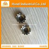 Tuerca de fijación de calidad superior de la talla K de la pulgada A2 del acero inoxidable
