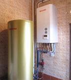 Het verwarmen + het Koelen + de Gespleten Warmtepomp van het Hete Water