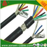 PVC 450/750V изолировал обшитые PVC медной защищаемые лентой кабели системы управления LSZH