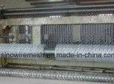 Rete metallica esagonale rivestita del vinile/rete metallica esagonale